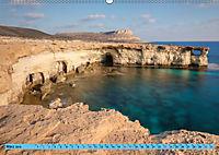 Südzypern, sonnige Mittelmeerinsel mit bewegter Historie (Wandkalender 2019 DIN A2 quer) - Produktdetailbild 3