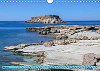 Südzypern, sonnige Mittelmeerinsel mit bewegter Historie (Wandkalender 2019 DIN A4 quer) - Produktdetailbild 5