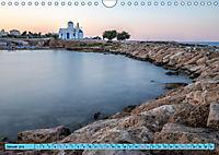 Südzypern, sonnige Mittelmeerinsel mit bewegter Historie (Wandkalender 2019 DIN A4 quer) - Produktdetailbild 1