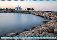 Südzypern, sonnige Mittelmeerinsel mit bewegter Historie (Wandkalender 2019 DIN A2 quer) - Produktdetailbild 1