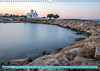 Südzypern, sonnige Mittelmeerinsel mit bewegter Historie (Wandkalender 2019 DIN A3 quer) - Produktdetailbild 1