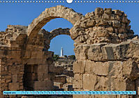 Südzypern, sonnige Mittelmeerinsel mit bewegter Historie (Wandkalender 2019 DIN A3 quer) - Produktdetailbild 8