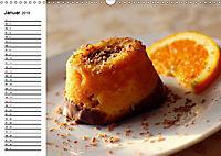 Süsse Sünden. Torten, Schnitten, cremiges Vergnügen (Wandkalender 2019 DIN A3 quer) - Produktdetailbild 1