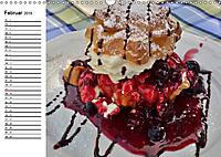 Süsse Sünden. Torten, Schnitten, cremiges Vergnügen (Wandkalender 2019 DIN A3 quer) - Produktdetailbild 2
