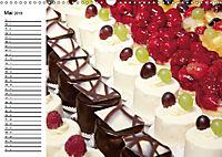 Süsse Sünden. Torten, Schnitten, cremiges Vergnügen (Wandkalender 2019 DIN A3 quer) - Produktdetailbild 5