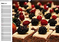 Süsse Sünden. Torten, Schnitten, cremiges Vergnügen (Wandkalender 2019 DIN A3 quer) - Produktdetailbild 3