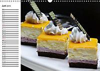 Süsse Sünden. Torten, Schnitten, cremiges Vergnügen (Wandkalender 2019 DIN A3 quer) - Produktdetailbild 6