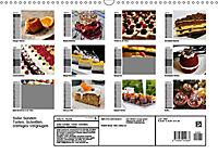 Süsse Sünden. Torten, Schnitten, cremiges Vergnügen (Wandkalender 2019 DIN A3 quer) - Produktdetailbild 13