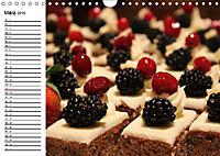 Süße Sünden. Torten, Schnitten, cremiges Vergnügen (Wandkalender 2019 DIN A4 quer) - Produktdetailbild 3