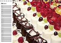 Süße Sünden. Torten, Schnitten, cremiges Vergnügen (Wandkalender 2019 DIN A4 quer) - Produktdetailbild 5
