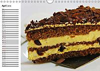 Süße Sünden. Torten, Schnitten, cremiges Vergnügen (Wandkalender 2019 DIN A4 quer) - Produktdetailbild 4