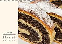 Süßes Österreich. Klassische Mehlspeisen (Wandkalender 2019 DIN A3 quer) - Produktdetailbild 1