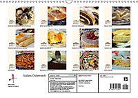 Süßes Österreich. Klassische Mehlspeisen (Wandkalender 2019 DIN A3 quer) - Produktdetailbild 2