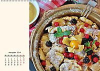 Süsses Österreich. Klassische Mehlspeisen (Wandkalender 2019 DIN A2 quer) - Produktdetailbild 11