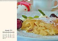 Süsses Österreich. Klassische Mehlspeisen (Wandkalender 2019 DIN A3 quer) - Produktdetailbild 12