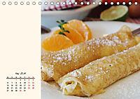 Süsses Österreich. Klassische Mehlspeisen (Tischkalender 2019 DIN A5 quer) - Produktdetailbild 5