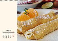 Süsses Österreich. Klassische Mehlspeisen (Wandkalender 2019 DIN A3 quer) - Produktdetailbild 5