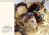 Süsses Österreich. Klassische Mehlspeisen (Tischkalender 2019 DIN A5 quer) - Produktdetailbild 1