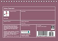 Süsses Österreich. Klassische Mehlspeisen (Tischkalender 2019 DIN A5 quer) - Produktdetailbild 13