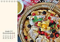 Süsses Österreich. Klassische Mehlspeisen (Tischkalender 2019 DIN A5 quer) - Produktdetailbild 11