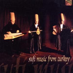 Sufi Music From Turkey, Sufi Ens.Of The Afyon Kocatepe