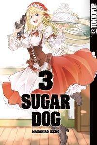 Sugar Dog, Masahiro Ikeno