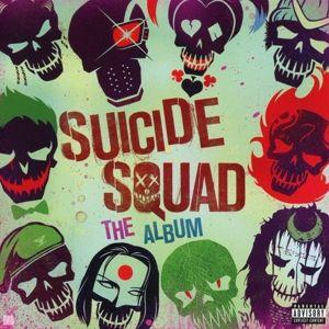 Suicide Squad, Diverse Interpreten