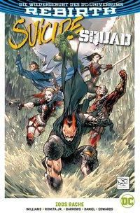 Suicide Squad (2. Serie) - Zods Rache, Rob Williams, Tony S. Daniel, Eddy Barrows