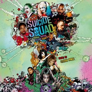 Suicide Squad (Steven Price) (Vinyl), Diverse Interpreten