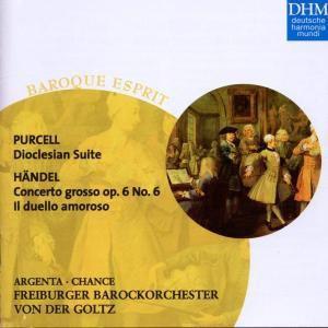 Suite Aus  Dioclesian, Freiburger Barockorchester