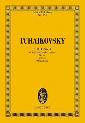 Suite No. 4 G major, Pyotr Ilyich Tchaikovsky