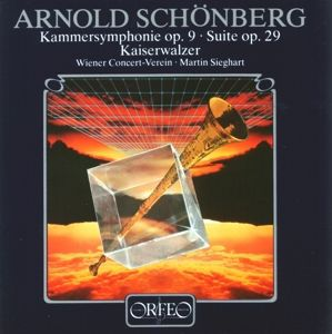 Suite Op.29/Kammersinfonie 1 Op.9/Kaiserwalzer, Sieghart, Wiener Concert-Verein