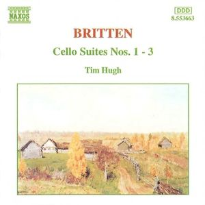 Suiten für Violoncello solo, Tim Hugh