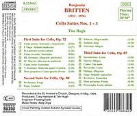 Suiten für Violoncello solo - Produktdetailbild 1