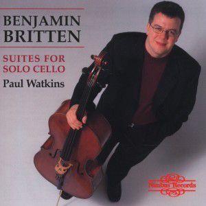 Suites For Solo Cello, Paul Watkins