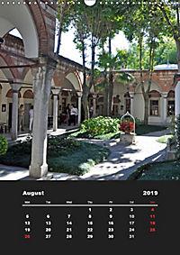 Sultanahmet - Historic Center of Istanbul / UK-Version (Wall Calendar 2019 DIN A3 Portrait) - Produktdetailbild 8
