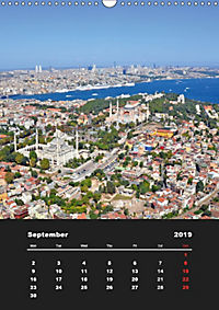 Sultanahmet - Historic Center of Istanbul / UK-Version (Wall Calendar 2019 DIN A3 Portrait) - Produktdetailbild 9