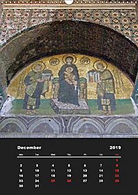 Sultanahmet - Historic Center of Istanbul / UK-Version (Wall Calendar 2019 DIN A3 Portrait) - Produktdetailbild 12