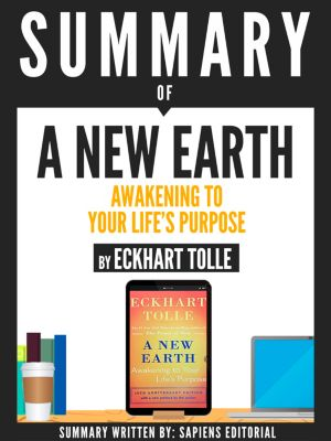 A New Earth: Awakening to Your Life's Purpose by Eckhart Trolle (2009 Paperback)
