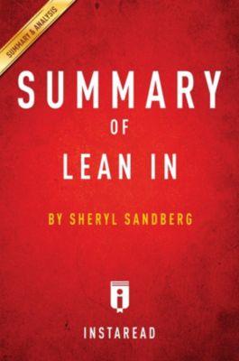 Summary of Lean In, Instaread Summaries