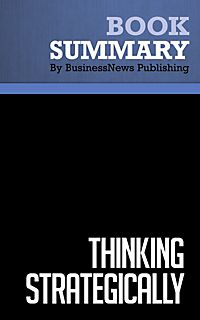 thinking strategically dixit nalebuff pdf download