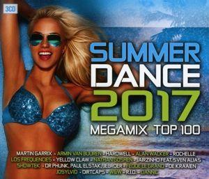 Summer Dance 2017/Megamix Top 100, Diverse Interpreten