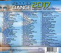 Summer Dance 2017/Megamix Top 100 - Produktdetailbild 1