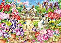 Summer Garden (Puzzle) - Produktdetailbild 1