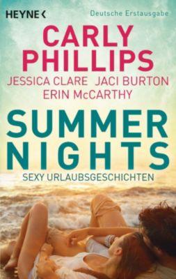 Summer Nights, Carly Phillips, Erin McCarthy, Jaci Burton, Jessica Clare