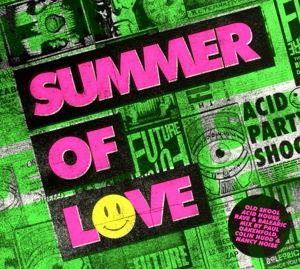 Summer Of Love-Mixed By Paul Oakenfold & Others, Diverse Interpreten