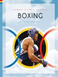 Summer Olympic Legends: Boxing, Shane Frederick