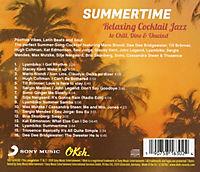 Summertime-Relaxing Cocktail Jazz To Chill,Dine - Produktdetailbild 1
