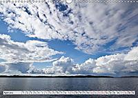 Sun, Beach & Ocean / UK - Version (Wall Calendar 2019 DIN A3 Landscape) - Produktdetailbild 4