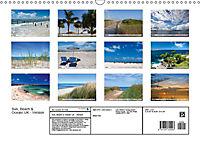 Sun, Beach & Ocean / UK - Version (Wall Calendar 2019 DIN A3 Landscape) - Produktdetailbild 13